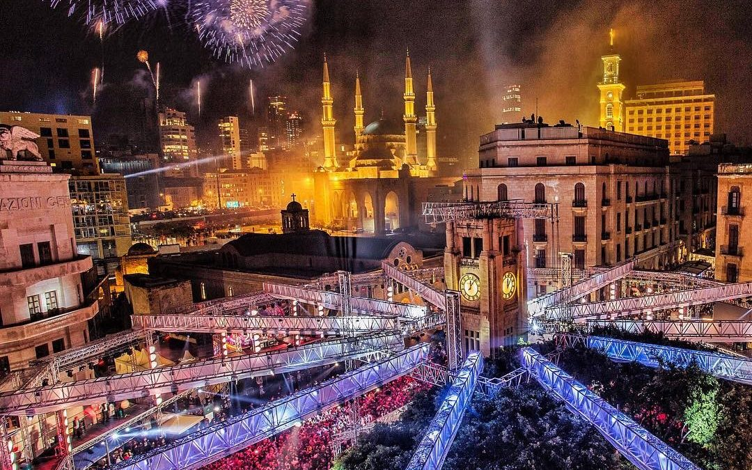 Top 10 Destinations in EMEA Region to Spend Christmas and New Year 2020!!!